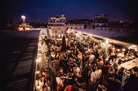 Los 10 mejores bares en terrazas de hotel