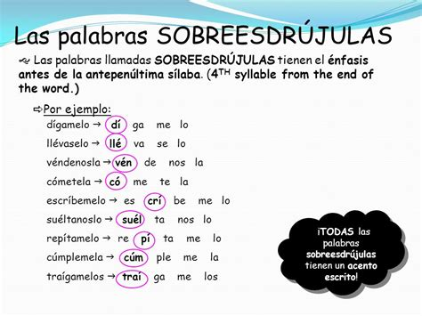 Los acentos ortográficos en español   ppt video online ...