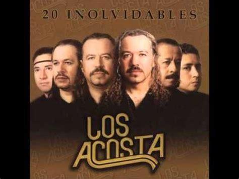 Los Acosta   Como Una Novela  Chyron  Musica Movil ...