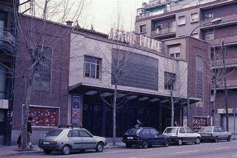Los cines perdidos de Barcelona