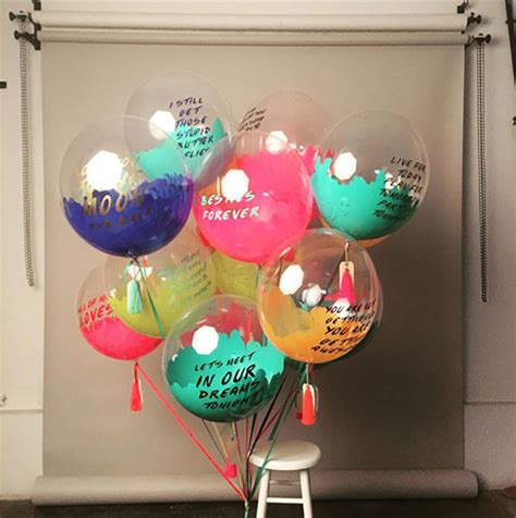 Los decorativos globos gigantes de Unelefante | Maria victrix