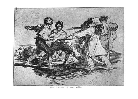 Los desastres de la guerra   Wikimedia Commons