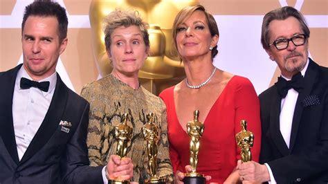 Los ganadores de los Oscar 2018 | circuitonoticias
