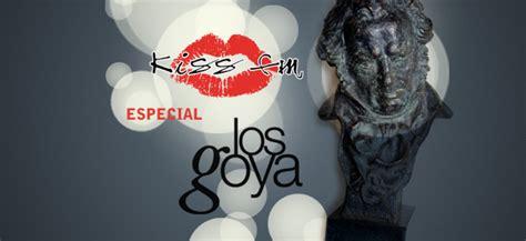 Los Goya, en directo   KISS FM