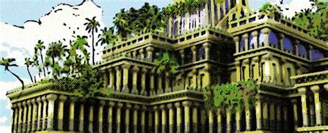 Los jardines colgantes de Babilonia: mitos y verdades
