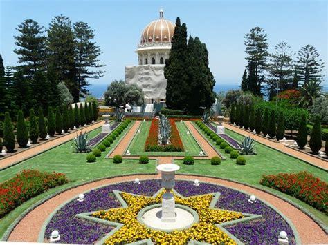 Los Jardines Colgantes de Haifa   Ser Turista