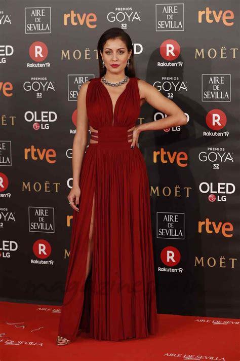 Los looks más espectaculares de los Premios Goya 2018