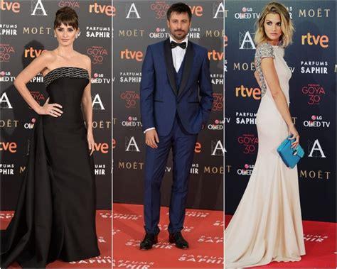 Los mejor vestidos de la alfombra roja, los Goya 2018