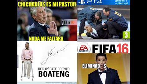 Los mejores Memes de fútbol de todo el año 2015 | FOTOS ...