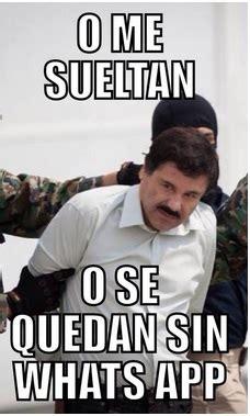 Los mejores memes de Joaquín El Chapo Guzmán   Regiando.com