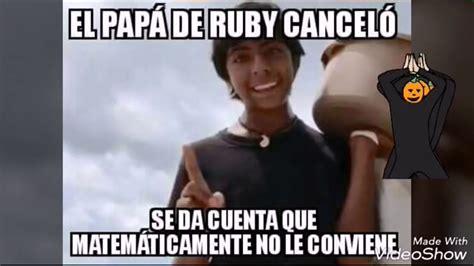 Los mejores memes de lo xv de rubi   YouTube