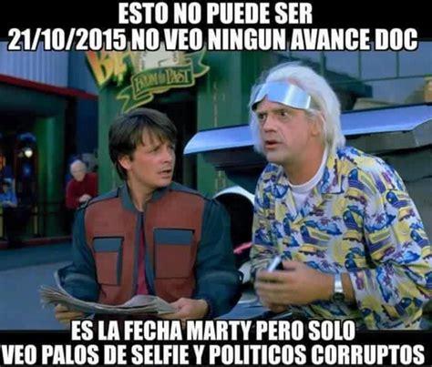 Los mejores memes de Volver al Futuro 2 #BTTF  Humor    TEC
