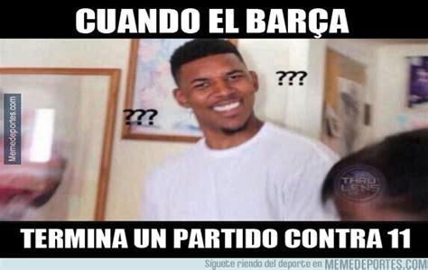 Los mejores memes del Barça Atleti   El duelo español de ...