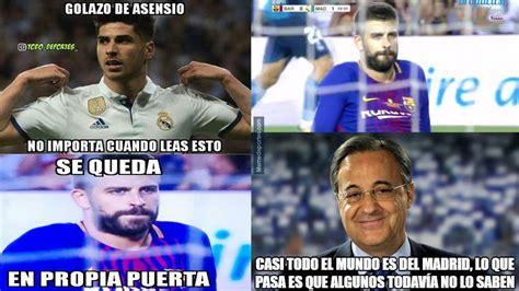 Los mejores memes del Barça Real Madrid   Foto 1 de 9 ...