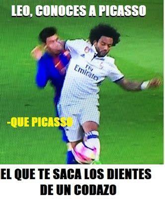 Los mejores memes del clásico español | EL DEBATE