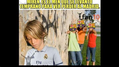 Los mejores memes del clásico español