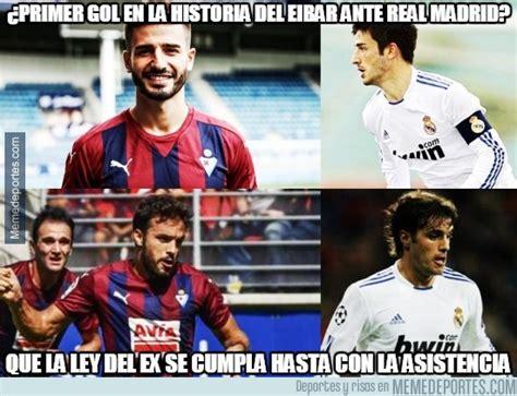 Los mejores memes del empate del Madrid contra el Eibar ...