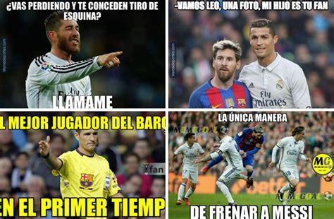 Los mejores memes del empate entre Barcelona y Real Madrid ...