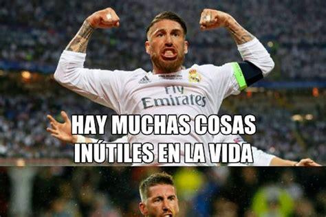 Los mejores memes del Nápoles Real Madrid   Madrid Barcelona