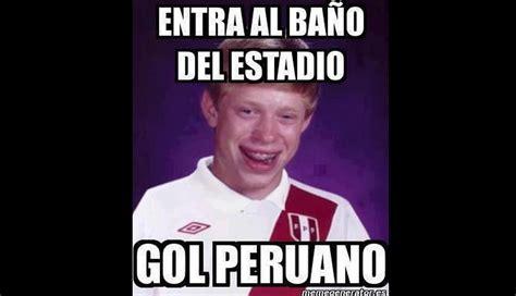 Los mejores memes del partido de Perú ante Chile