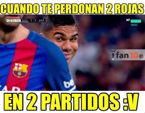 Los mejores memes del Real Madrid vs Barcelona