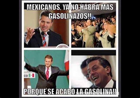 Los mejores memes inspirados por el gasolinazo en México ...