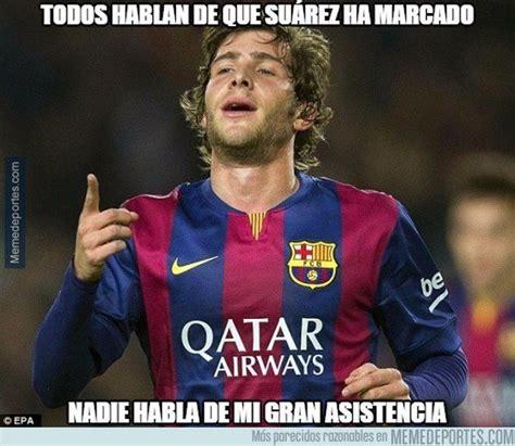 Los mejores memes que dejó el  súperclásico  español ...