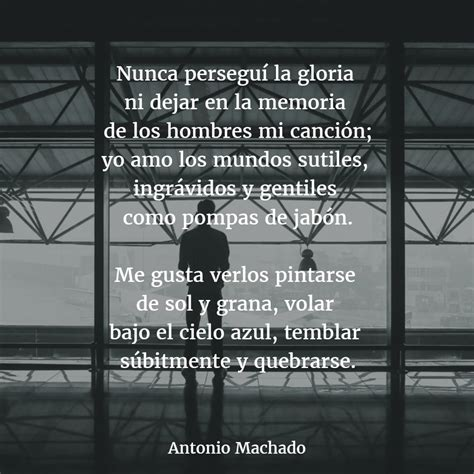 Los mejores Poemas de ANTONIO MACHADO 【Versos】