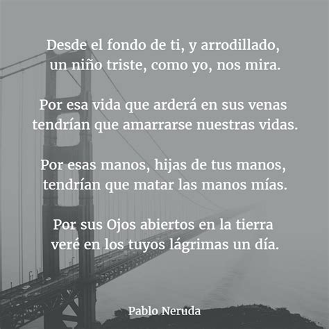 Los mejores Poemas de PABLO NERUDA 【Versos】