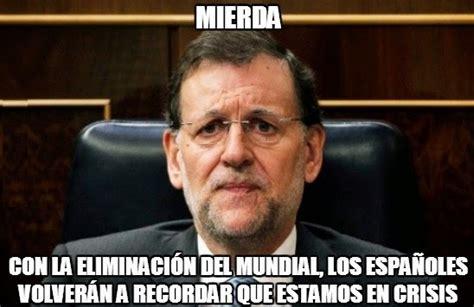 Los  memes  de la eliminación de España en el Mundial de ...