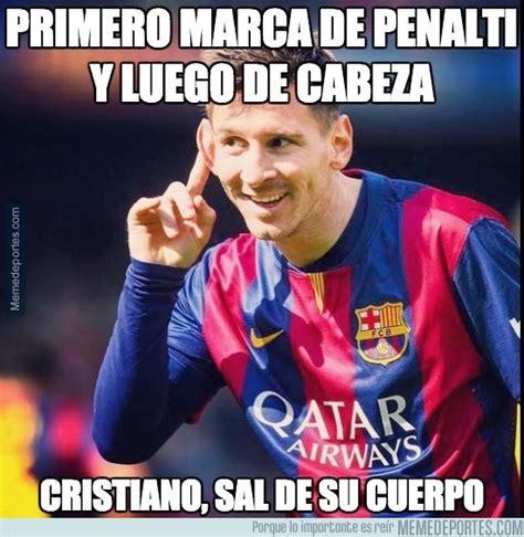 Los memes de la victoria del Barcelona