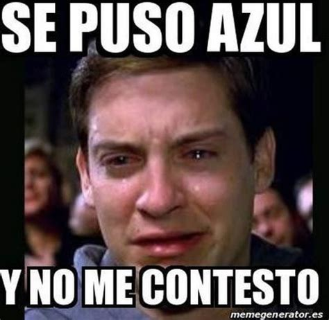 Los memes de las dos #PalomitasAzules de Whatsapp inundan ...