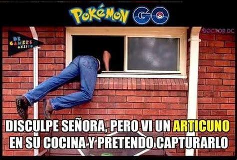 Los Memes de Pokemon Go – Los mejores memes en español