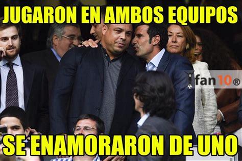 Los memes del Clásico entre Real Madrid vs. Barcelona ...