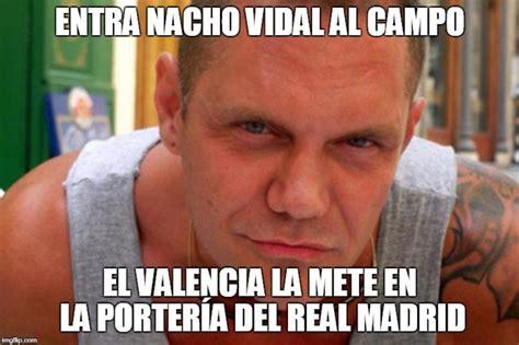 Los memes del Real Madrid Valencia