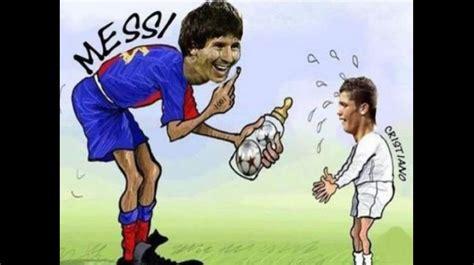 LOS MEMES DEL REAL MADRID VS BARCELONA | Revista Estadio