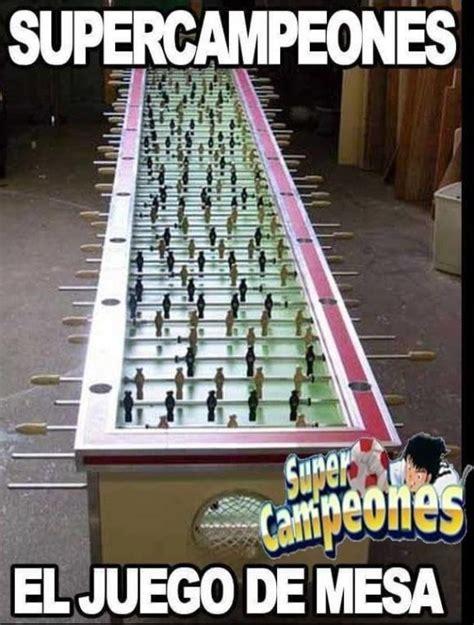 Los memes más divertidos en español: Futbolito de los ...