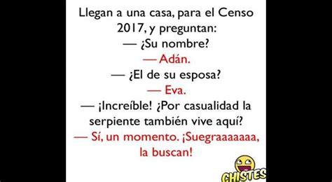 Los memes más divertidos sobre el Censo 2017 | Latina