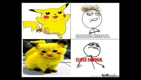 Los memes más graciosos de la red de Pikachu  FOTOS