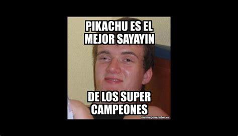 Los memes más graciosos de los Super Campeones  FOTOS
