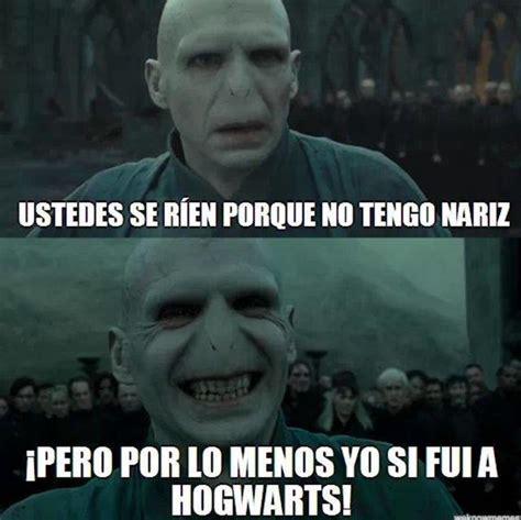 Los memes más graciosos sobre Voldemort | Harry Potter ...