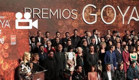 Los nominados a los Goya 2017