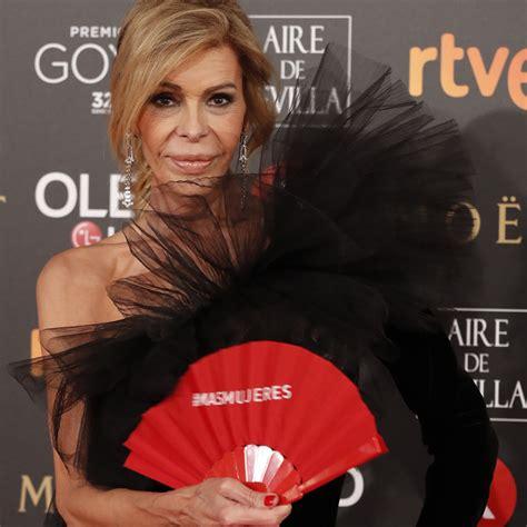Los Premios Goya 2018: modelitos, autobombo y premios ...