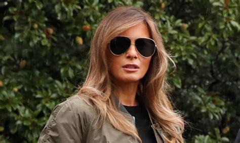 Los tacones de Melania Trump desatan la polémica en su ...