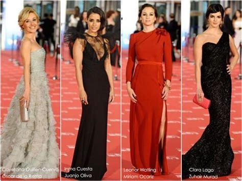 Los vestidos de los Goya   Paperblog