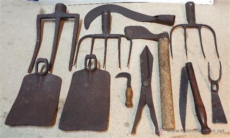 lote 11 herramientas campo de forja. varias con   Comprar ...