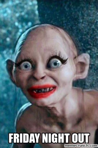 Lotr Memes Gollum   Bing images