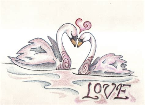 Love Swans by Spiralpathdesigns on DeviantArt