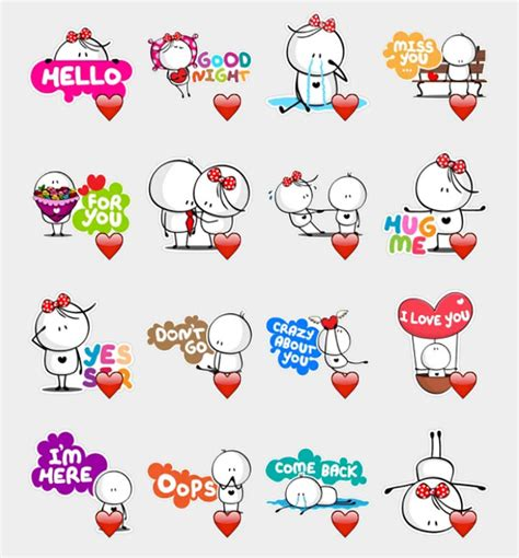loving   Stickers Telegram