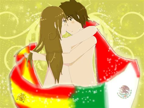 LPH Spain x Mexico by Chibix House Zoe on DeviantArt